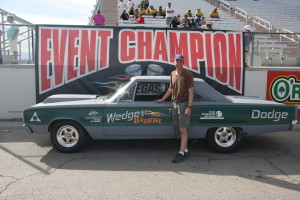 A F/X Rocky Mountain Chapter Winner - Daryl Dinkel
