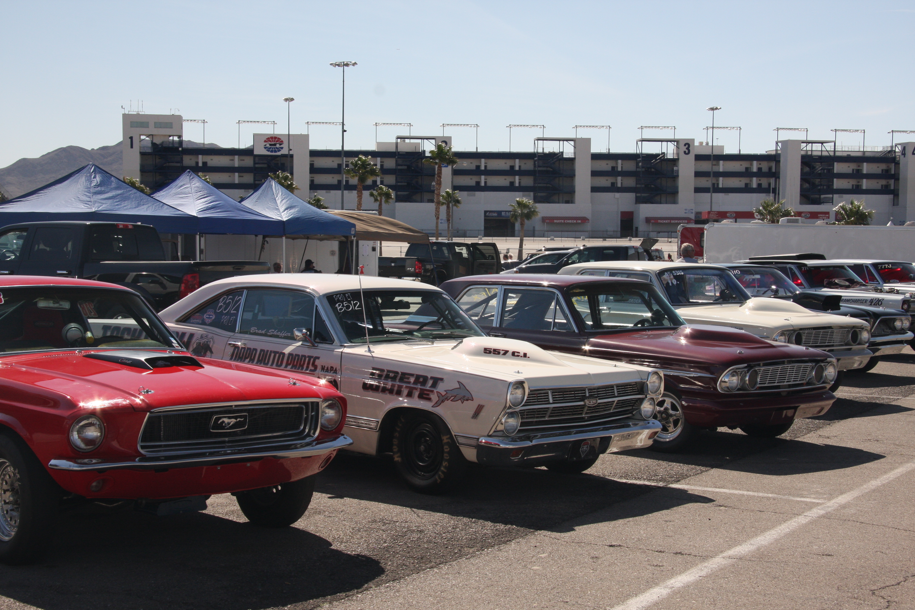 Muscle Cars At The Strip – 2016 | Rocky Mountain Chapter of American ...